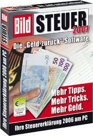 BildSteuer 2007 Steuererklärung 2006 Deutsch