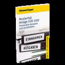 Musterfall Anlage EÜR 2020: praxisnahe Beispiele und Ausfüllhilfen