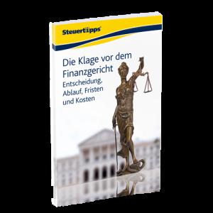 Die Klage vor dem Finanzgericht