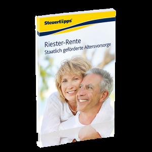 Riester-Rente: Staatlich geförderte Altersvorsorge