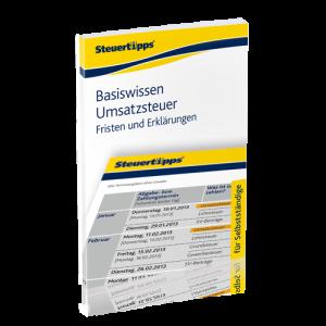 Basiswissen Umsatzsteuer - Fristen und Erklärungen