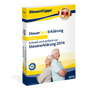 steuerprogramm 2015