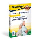 SteuerSparErklärung für Rentner 2015 in der Mac-Version