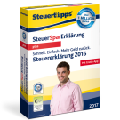 SteuerSparErklärung plus 2017