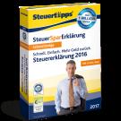 SteuerSparErklärung 2017 für Selbstständige