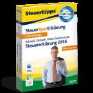 SteuerSparErklärung 2017 für Selbstständige, Mac-Version