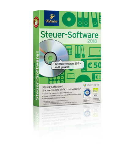 steuersoftware 2018