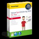 SteuerSparErklärung plus 2020, Mac-Version