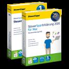 SteuerSparErklärung 2019 und 2020 im Paket, Mac-Version