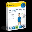SteuerSparErklärung 2021: Steuerprogramm als CD und Download