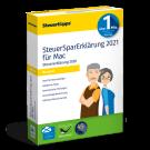 SteuerSparErklärung für Rentner 2021 in der Mac-Version