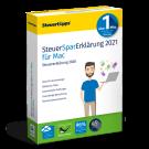 SteuerSparErklärung 2021, Mac-Version - gewerbliche Lizenz