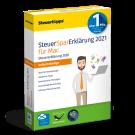 SteuerSparErklärung für Selbstständige 2021, Mac-Version - gewerbliche Lizenz