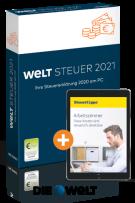WELT Steuer 2021: Steuerprogramm als Download